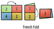 Brochure French Fold